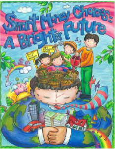 sue scheff poster and essay winner s announced for national be  back in 2010 the nfcc financial literacy poster contest was created to introduce young people to the concept of financial literacy and allow them to